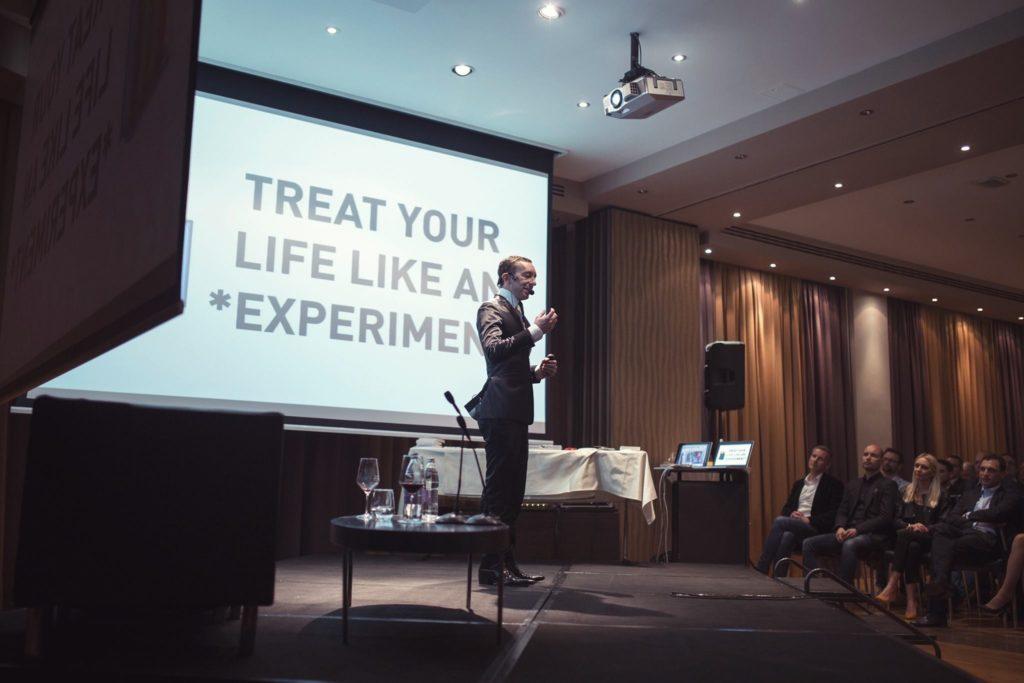 motivational speaker photo